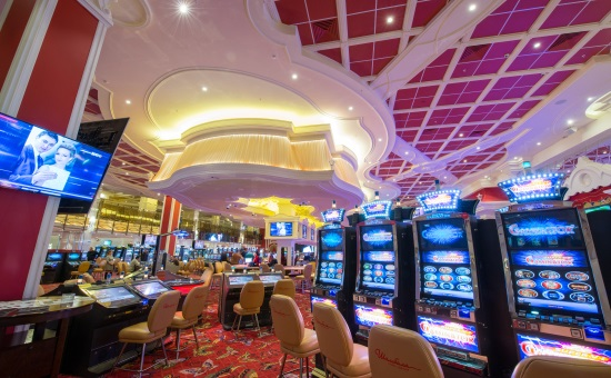Работа в казино эсто садок в израиле есть казино