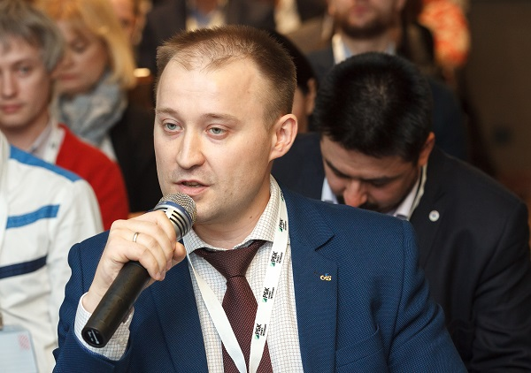 Александр Погребной (ООО «Газинформсервис»)