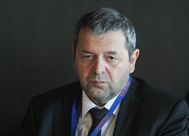 Дмитрий Чернейко (Комитета по труду и занятости населения Санкт-Петербурга)