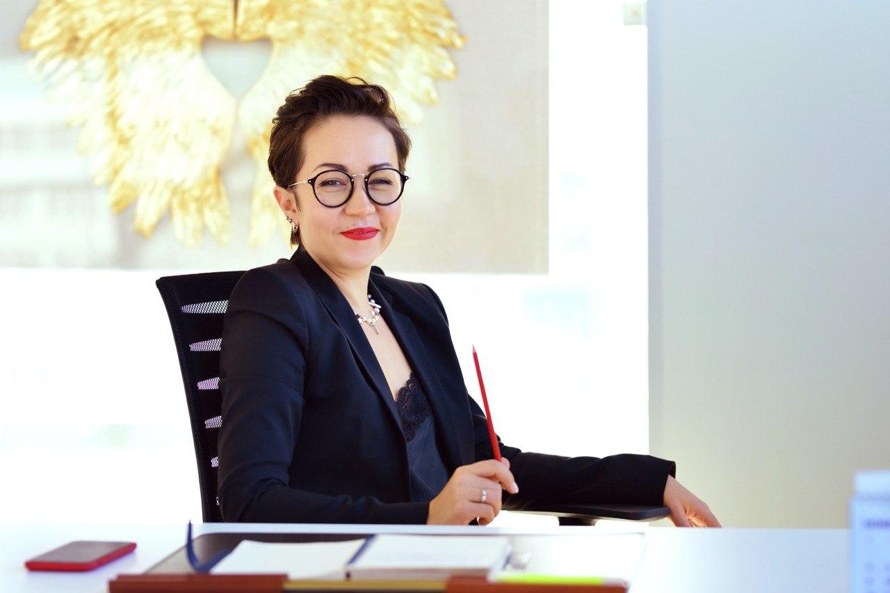 Директор калининградского филиала компании «Росгосстрах» Наталья Балыбердина