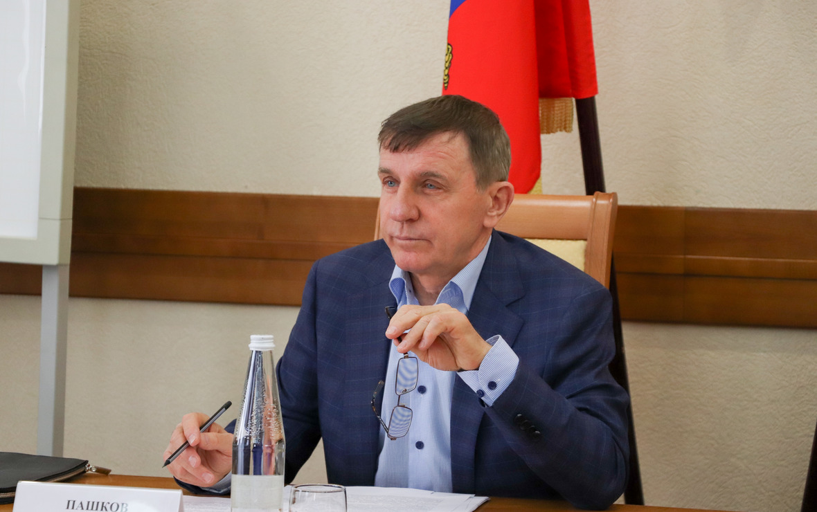 Александр Пашков (Фото: из личного архива)
