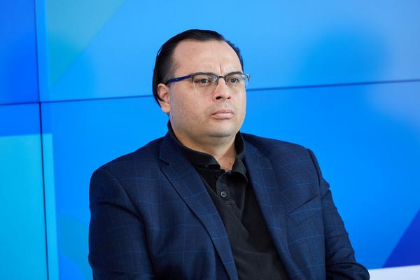 Дэйв Васкес (Центр 5G МТС в Санкт-Петербурге)