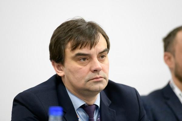 Сергей Глазов (Комитет по промышленной политике, инновациям и торговле Санкт-Петербурга)