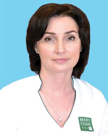 Главный врач Центра врачебной косметологии «Персона Beauty» Светлана Званцева