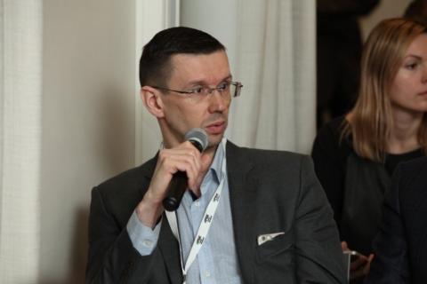 Юрий Брюквин, генеральный директор агентства «Рустелеком»