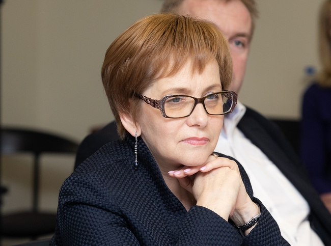 Виктория Тихонова («ЭР-Телеком Холдинг»)