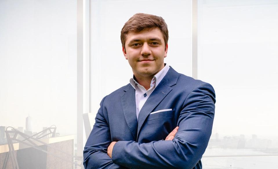 Директор юридического департамента Umbrella group Никита Демиденко