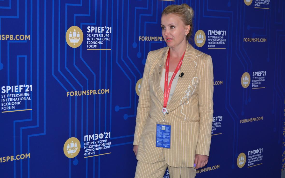 Ольга Камнева (Фото: РБК Черноземье)