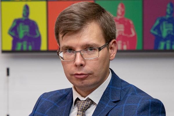 Николай Рогачев, комитет потруду изанятости населения Петербурга