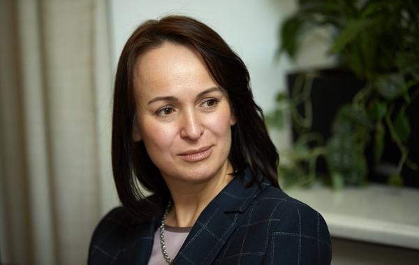 Юлия Ружицкая («Главстрой Санкт-Петербург»)