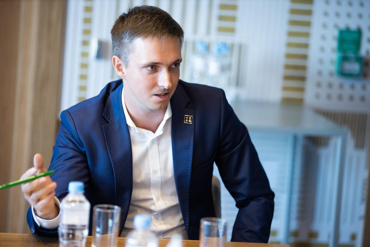 Сооснователь итехнический директор KОDE Николай Николенко