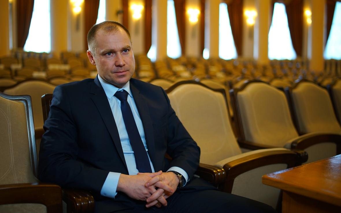 Владимир Евдокимов (Фото: РБК Черноземье)