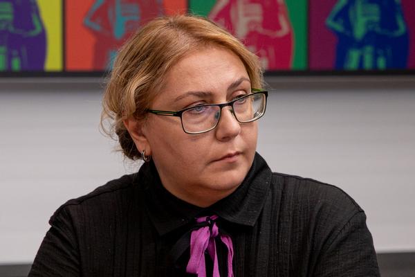 Ирина Артюхова, Общественная палата Санкт-Петербурга
