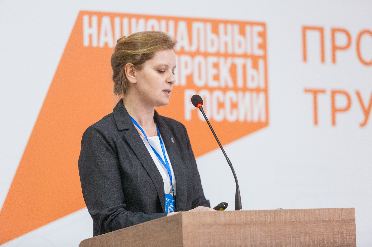 Начальник планово-экономического отделаИрбитского молочного завода Наталья Гоппова
