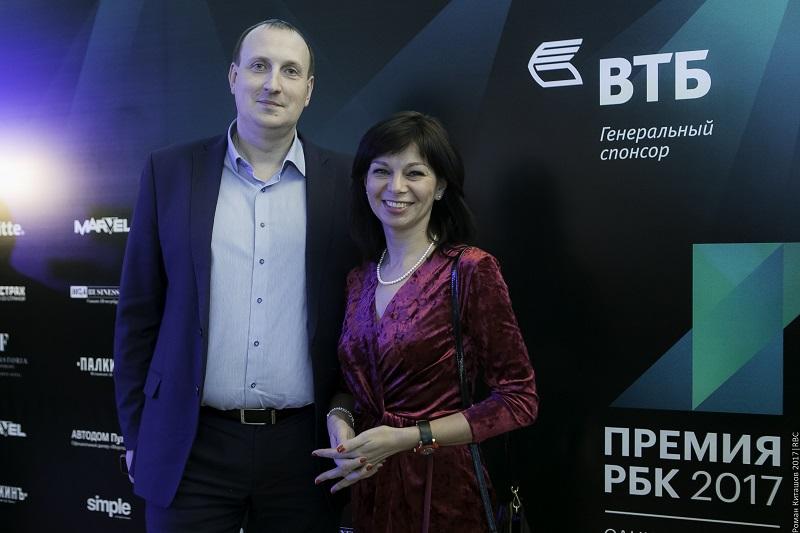 Тимофей Абраменко  и Надежда Еремина (ВымпелКом)