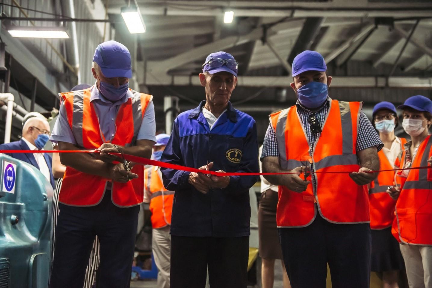АО «ЕЗ ОЦМ» активно движется вперед, инвестирует в новые продукты и высокое качество, нацелен на клиентуру по всей Российской Федерации и Европе. Завод готов сотрудничать по любому из направлений своей деятельности.