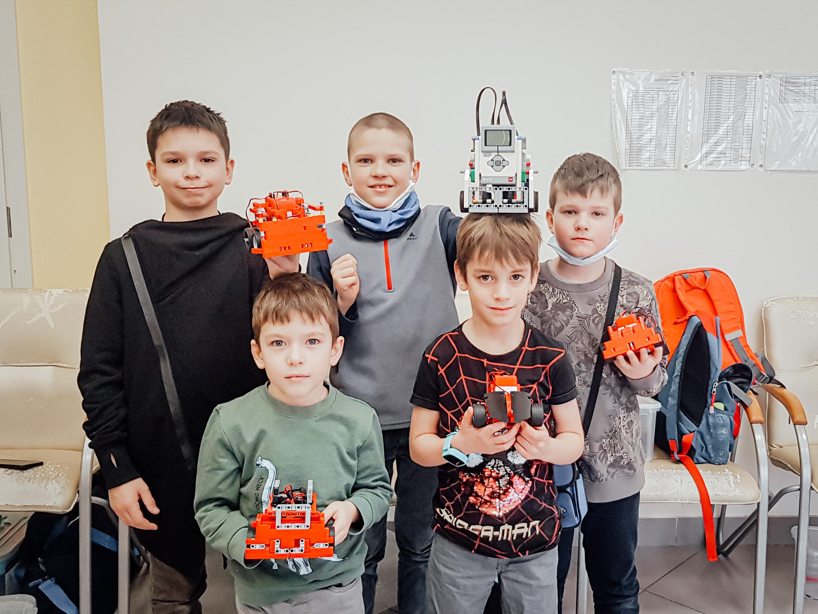 Фото: Школа робототехники и программирования Roboschool
