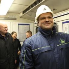 Николай Александров, генеральный директор ОАО «Метрострой»
