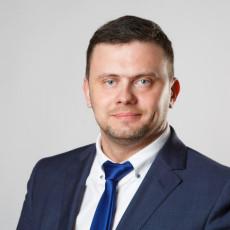 Директор калининградского филиала Tele2 Михаил Замахин