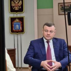 Александр Никитин (Фото: пресс-служба администрации Тамбовской области)