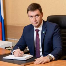 Дмитрий Маслов (Фото: пресс-служба Новоусманского муниципального района)