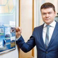 Дмитрий Дударев (Фото: пресс-служба ОЭЗ ППТ «Липецк»)