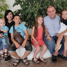 Семья Шимановых приехала в Тамбов по государственной программе переселения соотечественников, проживающих за рубежом (Фото: пресс-служба управления информационной политики администрации Тамбовской области)