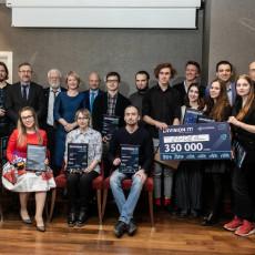 Финалисты первого международного молодежноговизионерского конкурса «Envision It!»