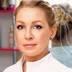 Светлана Вороная, врач-дерматокосметолог, владелица студии красоты «Стрекоза»