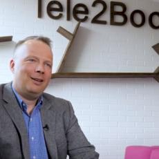 Дмитрий Лопатухин, заместитель генерального директора по операциям и развитию регионов «Теле2»
