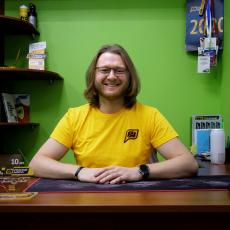 Антон Ганченков, генеральный директор компании «Родные масла»