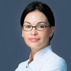 Врач дермато-косметолог с 15 летним стажем, руководитель и ведущий специалист клиники «Евромедика» Елена Кудашкина.