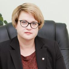 Юлия Щедрина (Фото: пресс-служба департамента АПК и воспроизводства окружающей среды Белгородской области)