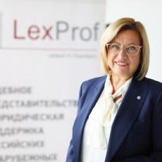 Управляющий партнер юридической компании LexProf Татьяна Гончарова