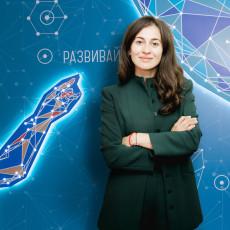 Начальник Управления развития предпринимательских программ ПСБ Оксана Романчук (Фото: Илья Ужегов)