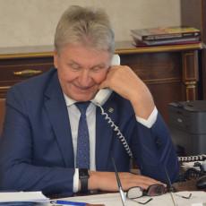 Владимир Ходырев (Фото: пресс-служба Воронежской городской Думы)