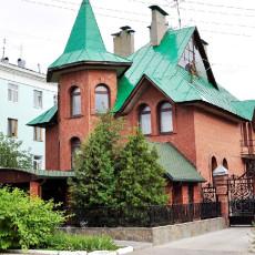 Особняк в центре Перми на ул. Монастырская 173/АН Red Brick