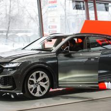 Кроссовер Audi RS