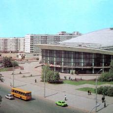 Новосибирский государственный цирк в советские годы. (Фото: nsk-kraeved.ru)