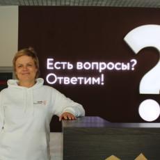 Оксана Козырева, фото: Михаил Глотов