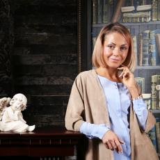 Руководитель консалтинговой группы «Афина-интеллект» Мария Фотиаду