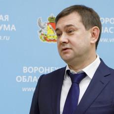 Владимир Нетесов (Фото: пресс-служба Воронежской областной Думы)