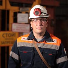 Денис Голубничий (Фото: пресс-служба  АО «Яковлевский ГОК»)