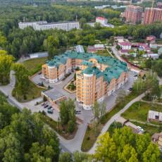 ЖК «Петровский» - квартал с закрытой собственной территорией с элементами клубного жилья, где можно комфортно жить и работать, оставаясь практически в центре города