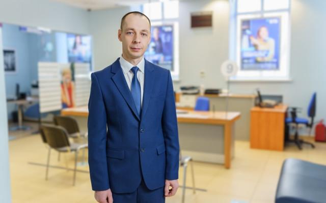 Управляющий ВТБ вНовосибирской области Сергей Никулин (фото: пресс-служба ВТБ)