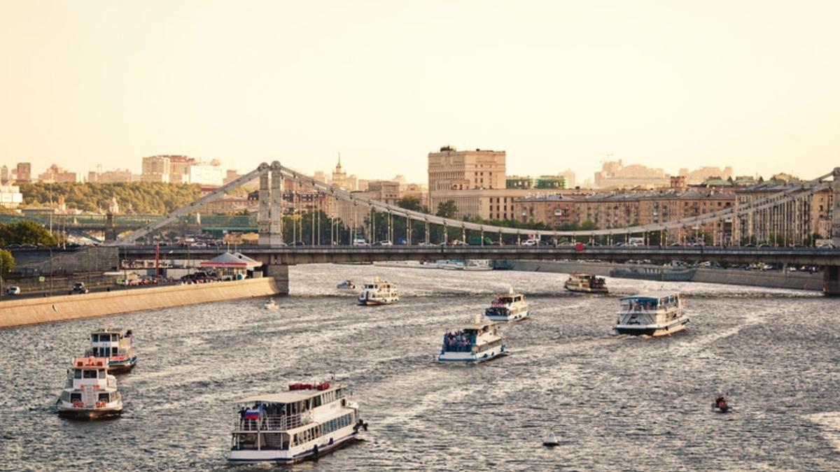 яхт клубы москвы реки