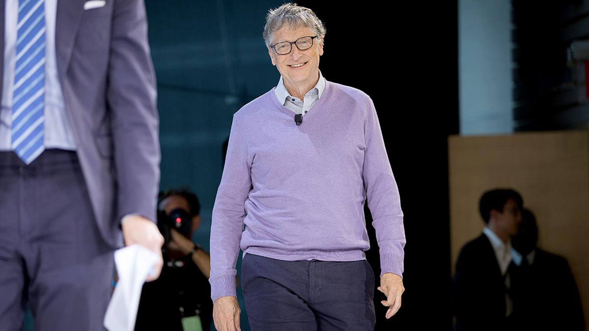Билл Гейтс назвал срок возвращения к нормальной жизни после пандемии ::  Общество :: РБК