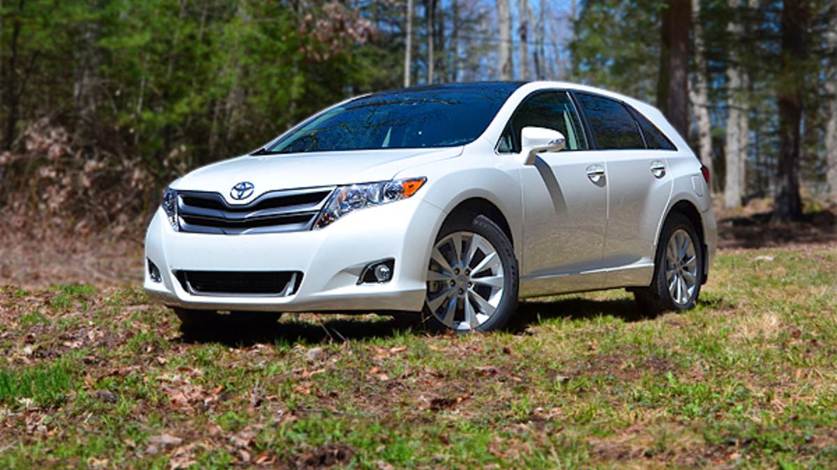 Be strong. Тест-драйв Toyota Venza :: Autonews