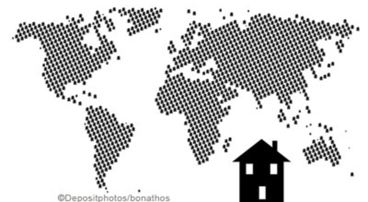 В каких странах запрещено чиновникам иметь недвижимость за рубежом куплю дом в черногории
