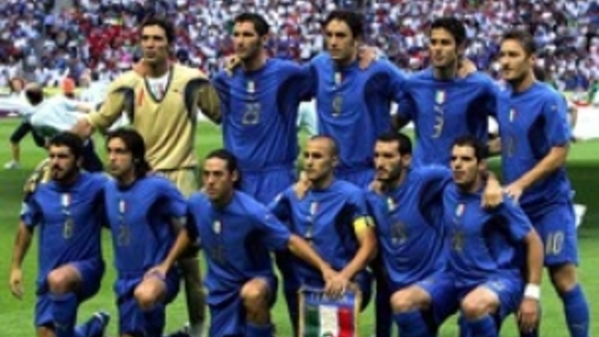 Финал чм 2006 ювентус
